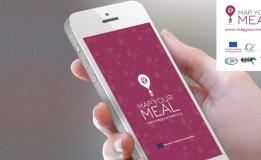 Официално представяне на Map Your Meal Аpp