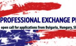 Покана за обменна програма със САЩ: общностно развитие
