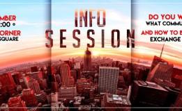 Информационна среща за участие в обмен в Америка