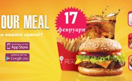 Map Your Meal – отворена покана за семинар в София