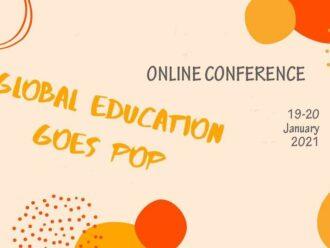 Глобално образование чрез поп култура /Global Education Goes Pop – онлайн конференция